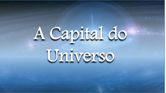 Sermão : A CAPITAL DO UNIVERSO – Apoc. 21 e 22:5 Pastor Julio Borges Filho  INTRODUÇÃO: – O Rio de Janeiro, nossa cidade maravilhosa, com as Olimpíadas e Paraolimpíadas […]