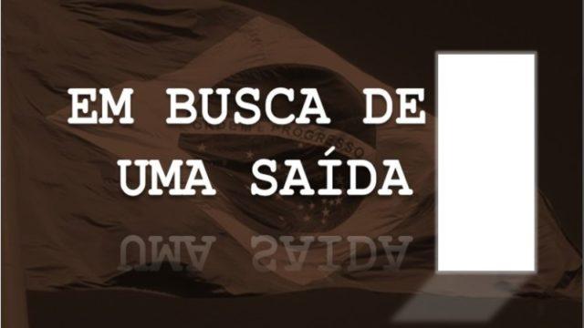 """EM BUSCA DE UMA SAÍDA Julio Borges Filho 1 Confesso que, como Carlos Drummond de Andrade, """"sou cocho na vida"""" mesmo sendo destro. E isso desde a minha adolescência […]"""