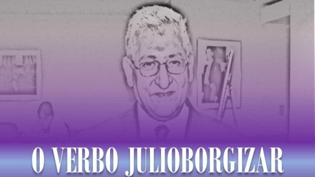 O VERBO JULIOBORGIZAR   Por José Rogério Pereira Flor  Qual aluno não levará na memória aquele estereótipo paterno, agradável e coroado com aqueles clãs que lhe dá um […]